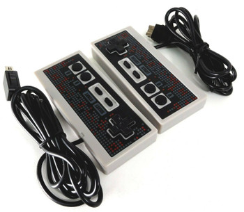 Orzly Essentials Accessories Pack Bundle for Nintendo NES Classic