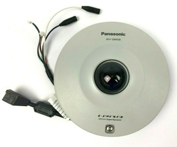 Panasonic iPro 360° Mega Super Dynamic Network Dome Security Camera WV-SW458