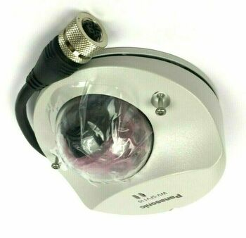 Panasonic WV-SFV110M Super Dynamic 720P Outdoor IP Dome Network Security Camera