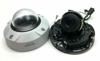 Panasonic WV-SFV631L Indoor Dome IP 1920 x 1080 Security Camera