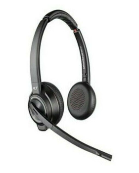 Plantronics Wireless Bluetooth Overhead Dual Ear Headphone -211423-02