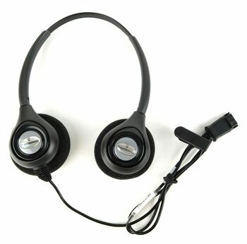 Plantronics HW261 Wideband Binaural Headband Headset 91321-01