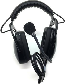 Plantronics Ruggedized Binaural Headset SHR2301-01