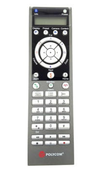 Polycom HDX Series Video Conference Remote control for HDX 6000 7000 8000 9000