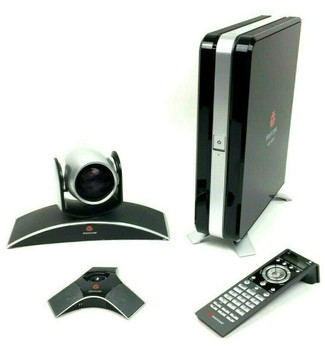 Polycom HDX 6000 Video Conferencing Equipment w/Camera & Microphone 720029025001