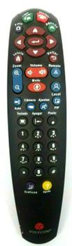 Polycom Videoconference Remote Control for VSX 7000e 8000 7000 7000s QDX 6000