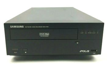 Samsung SRN-470DN 4-Channel DVR Security Camera System Digital Video Recorder