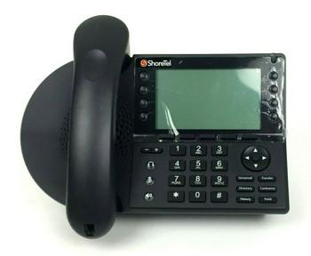 ShoreTel IP480 VoIP System 8-Line Business Office Phone 630-2098-20