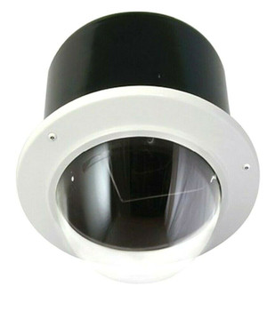 """Sony UNIOFS7C1 Vandal-Resistant Outdoor Recessed 7"""" Clear Dome Camera Enclosure"""