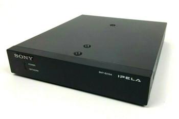 Sony SNT-EX104 IPELA 4-Channel Full Function Video Encoder Network Station
