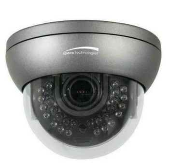 Speco Technologies 960H Indoor Outdoor Day Night IR Dome Camera - HTD10XH