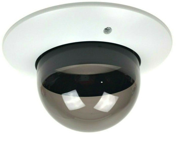 Sony YT-LD124S Smoked Indoor Ceiling Bracket Dome Cover for SNC-RH & RS Cameras