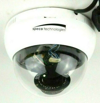 Speco Technologies O2DP8 2MP Full HD Day & Night Indoor Dome IP Camera