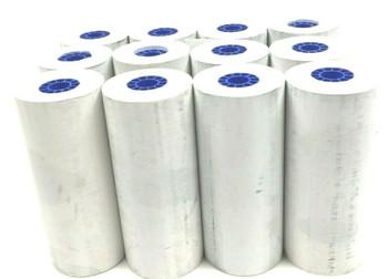 Star Micronics TRF112-D50-C12 Receipt Paper w/ Blue Core 4.41 x 80 Ft -12 Rolls