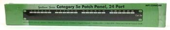 Spectrum Series Panel Category 5e Patch Panel 24-Port MP155HA248