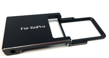 Switch Mount Plate Adapter for Gopro Hero 3 3+ 4 5