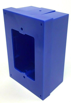 "STI KIT-71101A-B 1.5"" Deep Back Box & Spacer Kit Blue for SS Series"