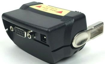 Symbol Cable Adapter Module ADP9000-100R for Motorola MC9000 Series
