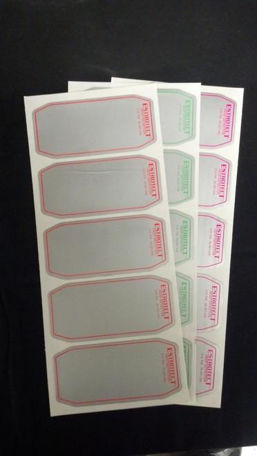 Estrotect Heat Detector - Pink