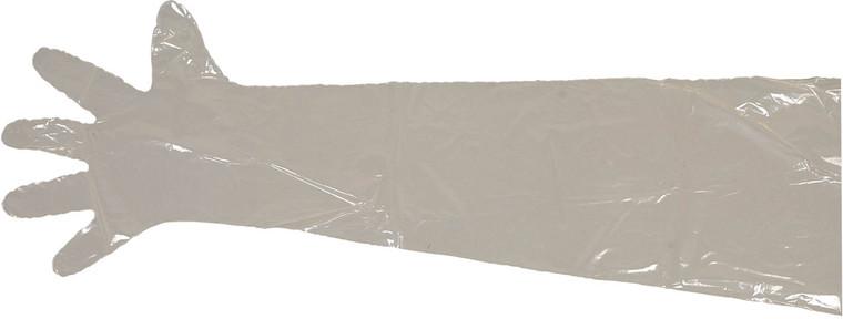 Heavy Duty Shoulder Length Sleeve - 100 pk