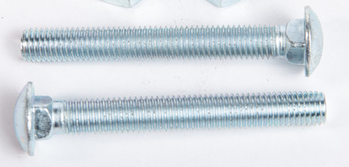 """Carriage Type Bolt 7/16"""" - 2.75"""""""