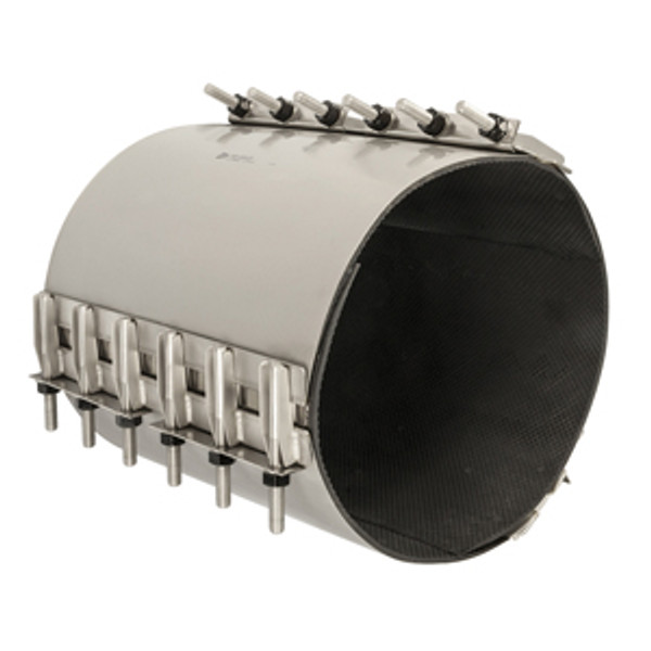 """BCTB Triple Band 12 1/2"""" Wide 12 Bolts/16 Bolts"""