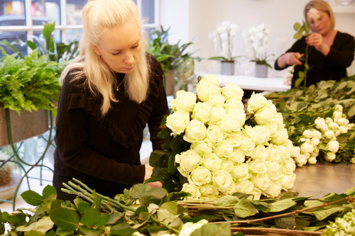 "Tricks of The Trade: ""Oh how I'd love to be a florist!"""
