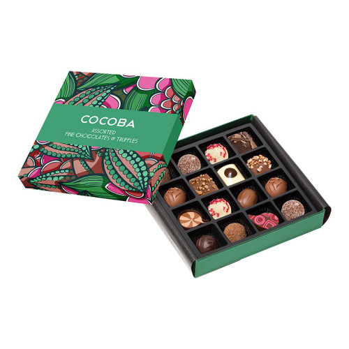 Cocoba Assorted Fine Chocolates