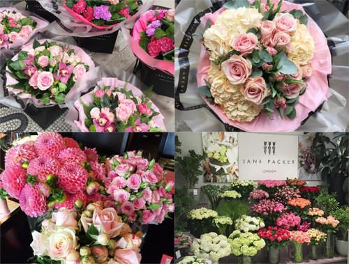 Florist Choice Same Day - Pink