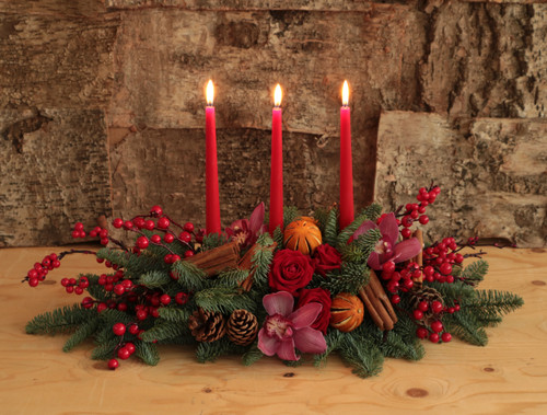 Holy Night Table Arrangement