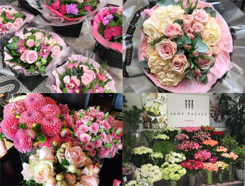 Florist Choices - Pink