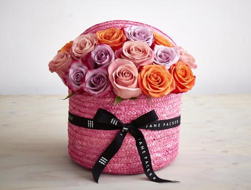 Grand Rose Sundae