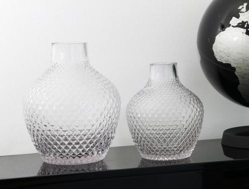 Vintage Bottle Vase