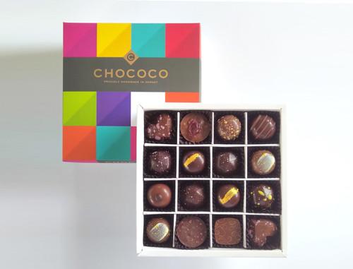 Chococo Chocolates Selection