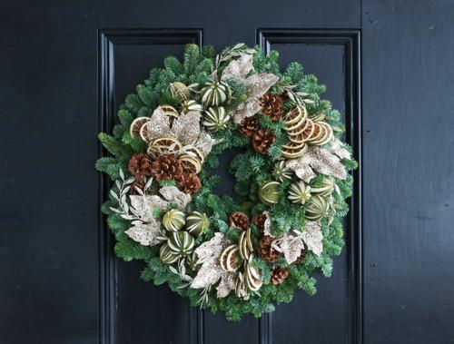 Half Day Wreath Class - Elves in The Manor