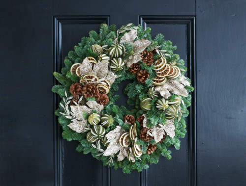 Half Day Wreath Class - Elves in The Manor