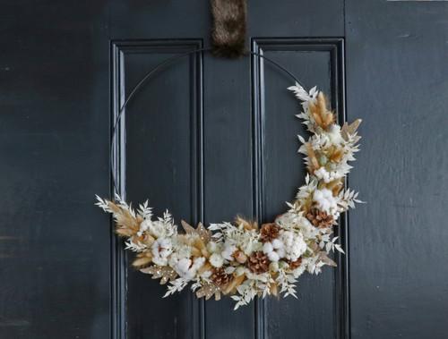 Half Day Wreath Class - A Winter's Tale