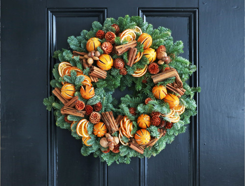 Half Day Wreath Class -The Reindeer's Banquet