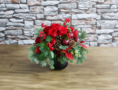 Half Day Arrangement Class - Jolly Traditions