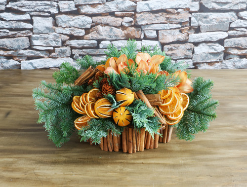Half Day Arrangement Class - The Reindeer's Banquet