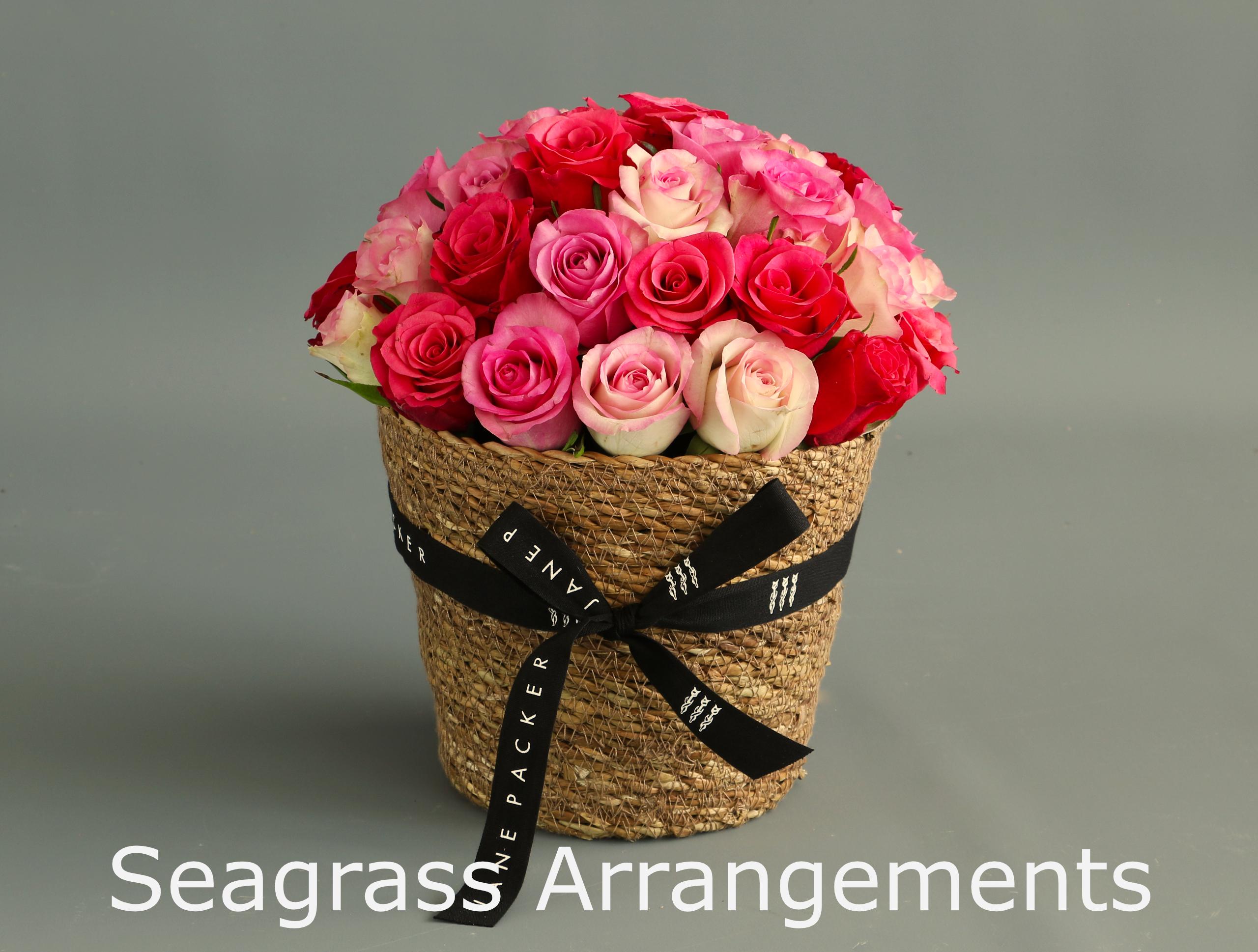 Seagrass Arrangements