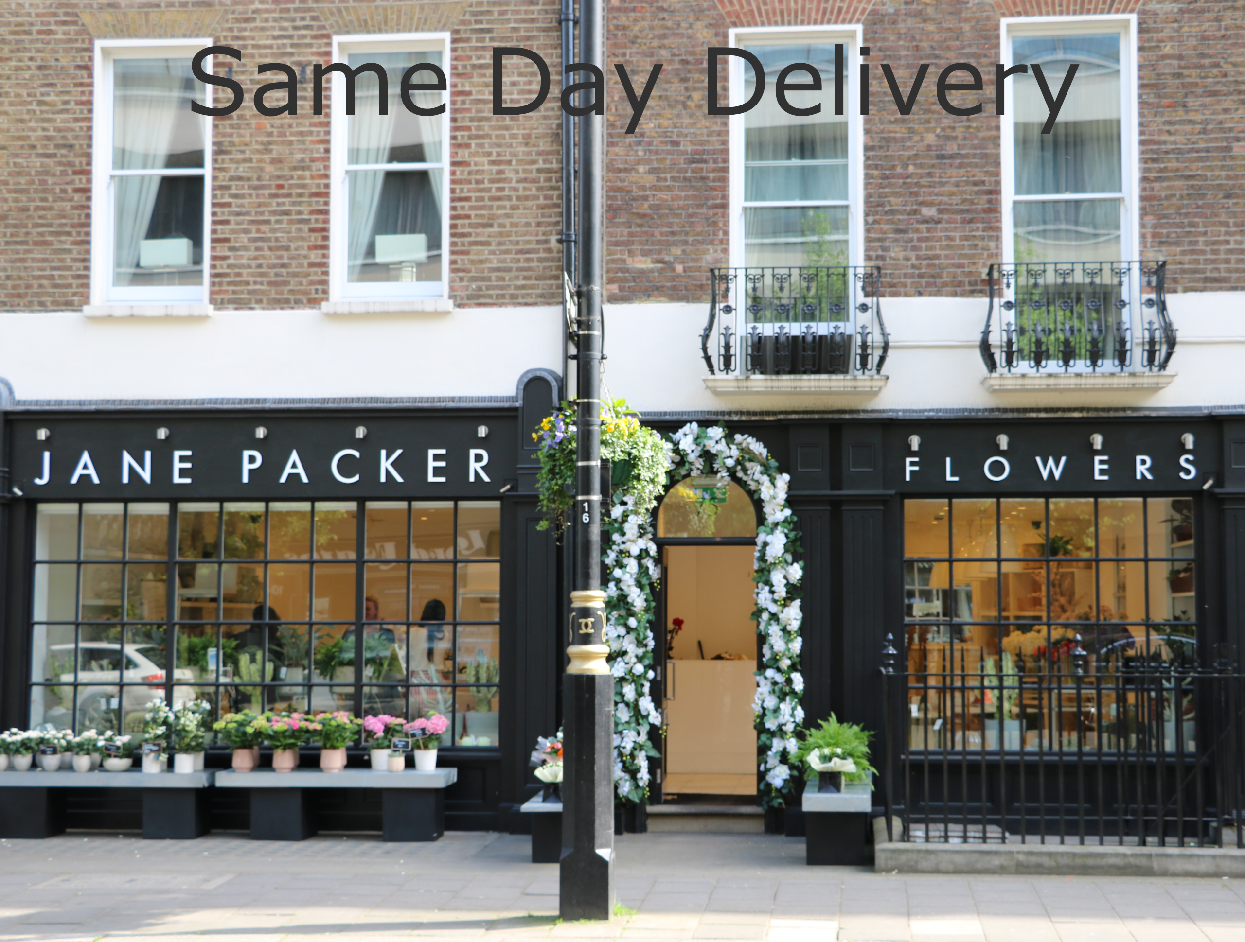 Same Day Delivery - London