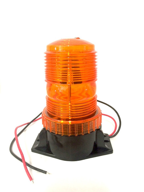 FORKLIFT BEACON/STROBE LIGHT AMBER 12DC-110V