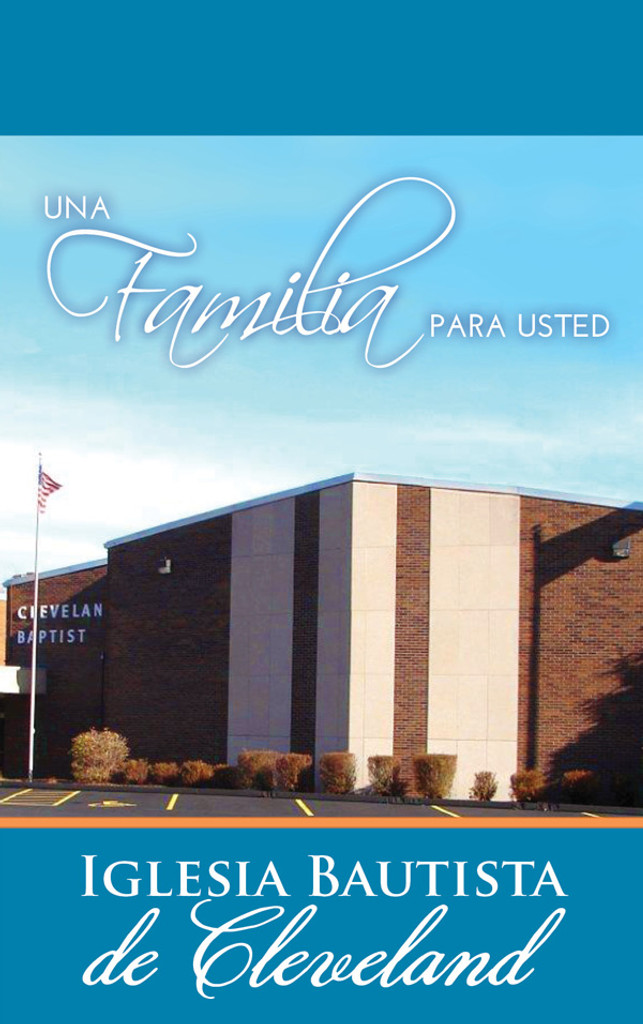 Una Familia Para Usted-Church Photo Spanish