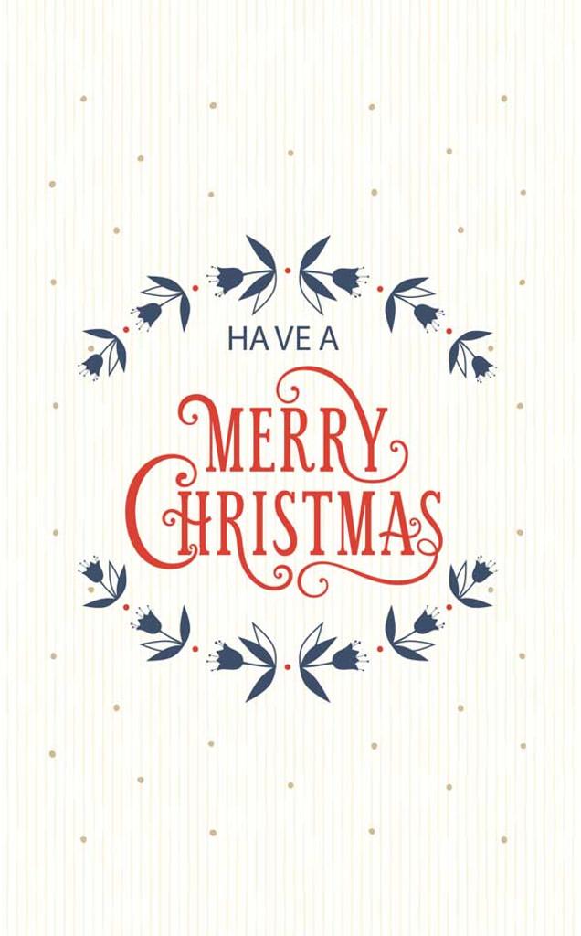 Merry Christmas-It's Christmas Time