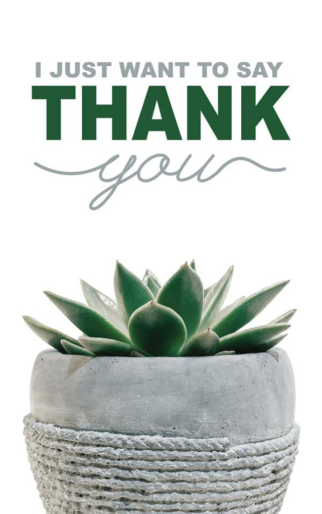 Thank You-Plant