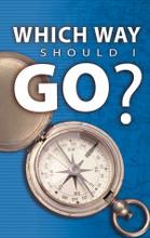 Which Way Should I Go? Medium Blue