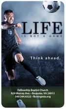 Gospel Card Soccer