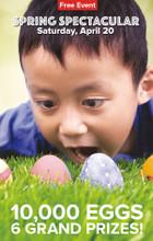 Easter Activities Brochure
