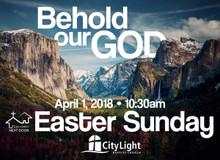 Easter-Behold Our God EDDM